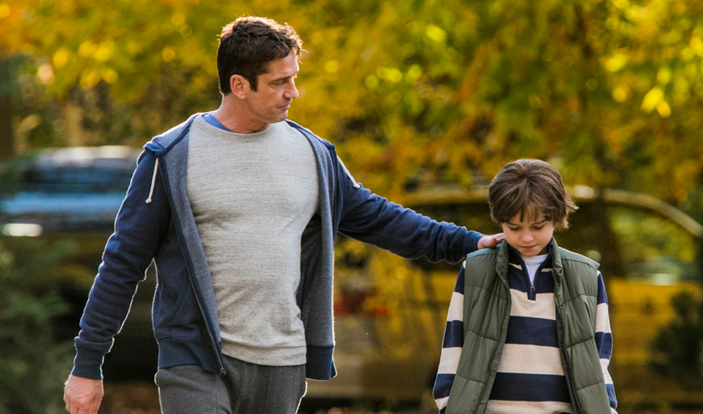 A Family Man Movie Gerard Butler