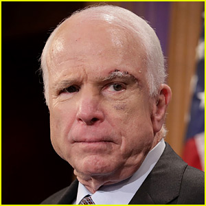 Celebs Praise McCain for 'No' Vote to Defeat Obamacare 'Skinny Repeal'