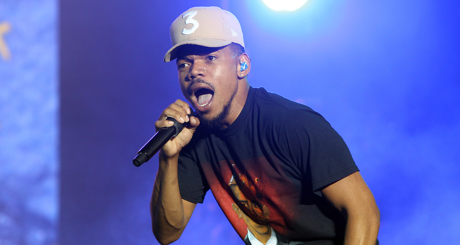 Chance The Rapper Drops Surprise Track On Soundcloud After Pledging To Save Streaming Service
