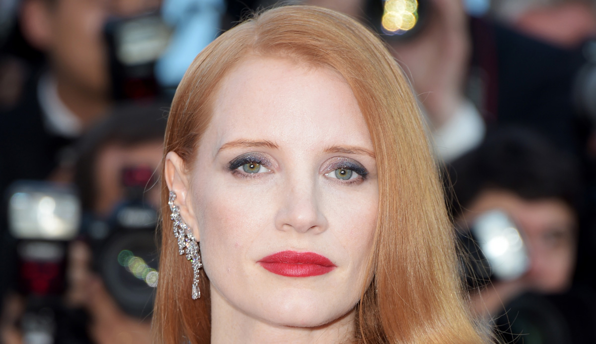 Jessica Chastain Gives Fourth of July Movie ... Jessica Chastain Movies