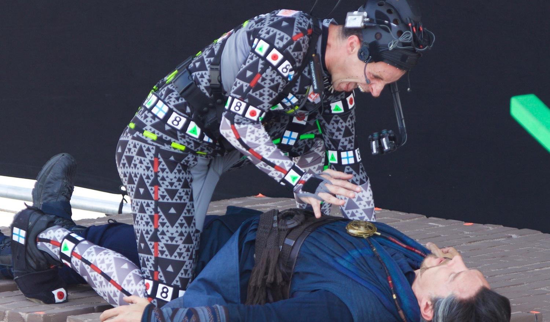 90 Einzigartig Ausmalbild Iron Man Fotos: Benedict Cumberbatch Attacked By Man In CGI Suit For