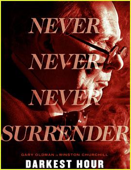 'Darkest Hour' Trailer Debuts, Watch Gary Oldman as Winston Churchill!
