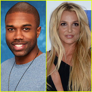 'Bachelorette' Contestant DeMario Jackson Asked Out Britney Spears in 2008 & It Didn't Go Well (Video)