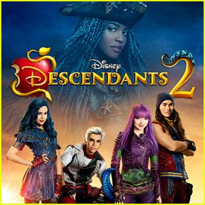 Disney S Descendants 2 Full Cast Songs List Booboo Stewart