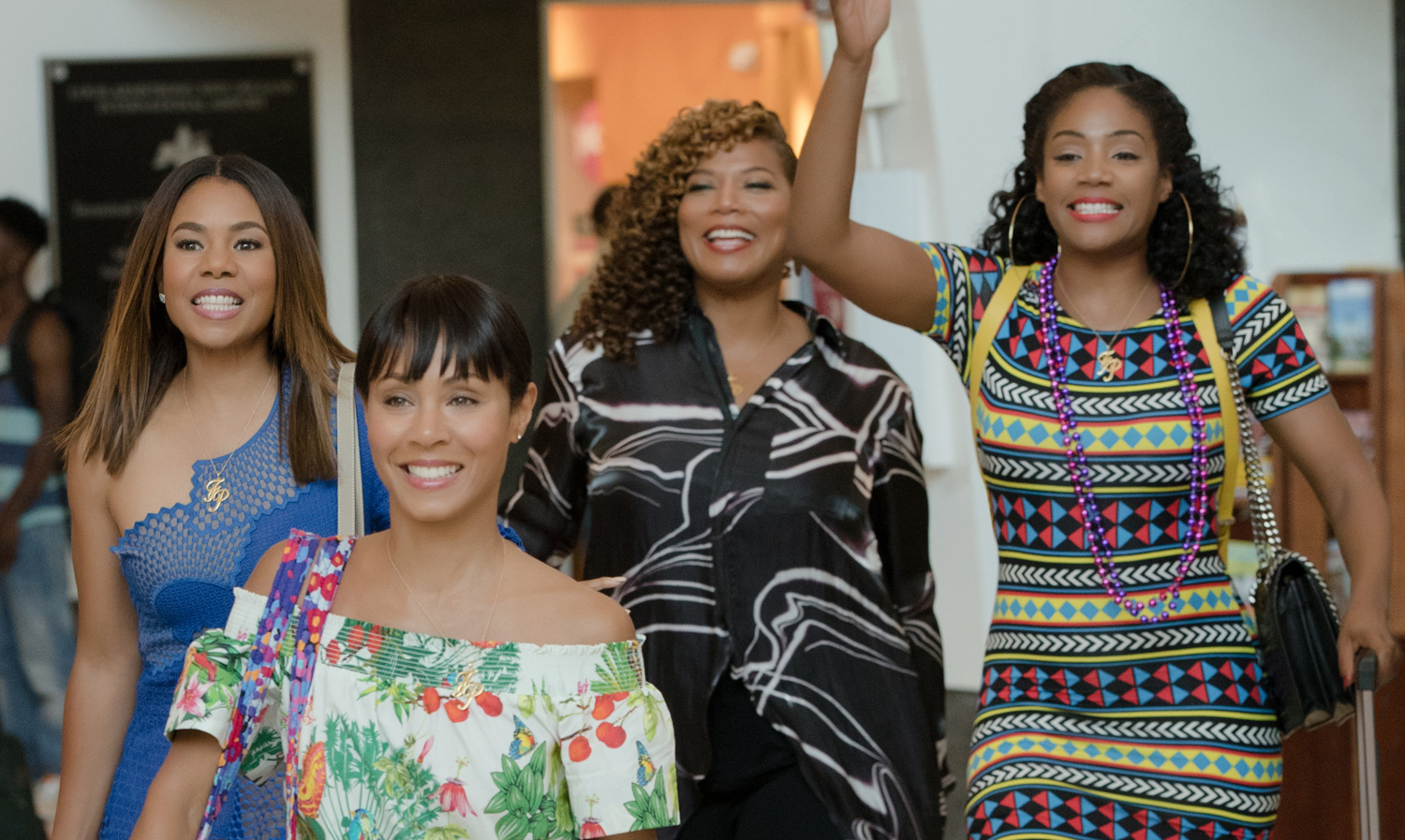 is there a �girls trip� end credits scene girls trip