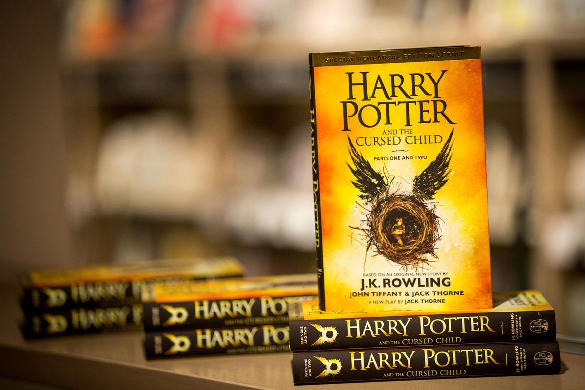 Harry Potter Book New ~ New 'harry potter books to be released in october