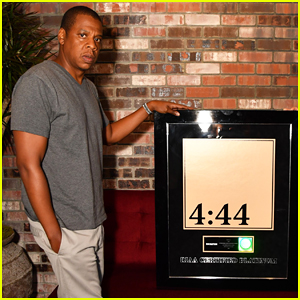 Jay-Z's New Album '4:44' Gets Officially Certified Platinum!