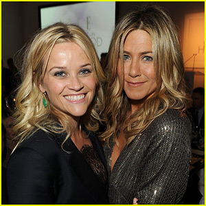 Jennifer Aniston to Return to TV Alongside Reese Witherspoon!