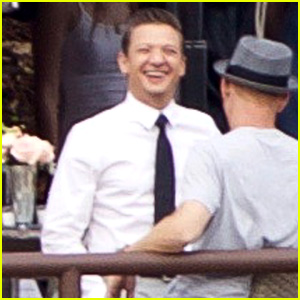 Jeremy Renner Is Back at Work After Injuring Both of His Arms