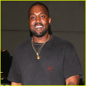 Kanye West is All Smiles Grabbing Dinner in Beverly Hills
