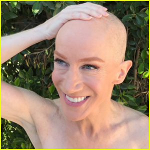 Kathy Griffin Shaves Her Head Amid Sister's Cancer Battle