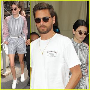 Kendall Jenner & Scott Disick Team Up for Panorama Music Festival 2017