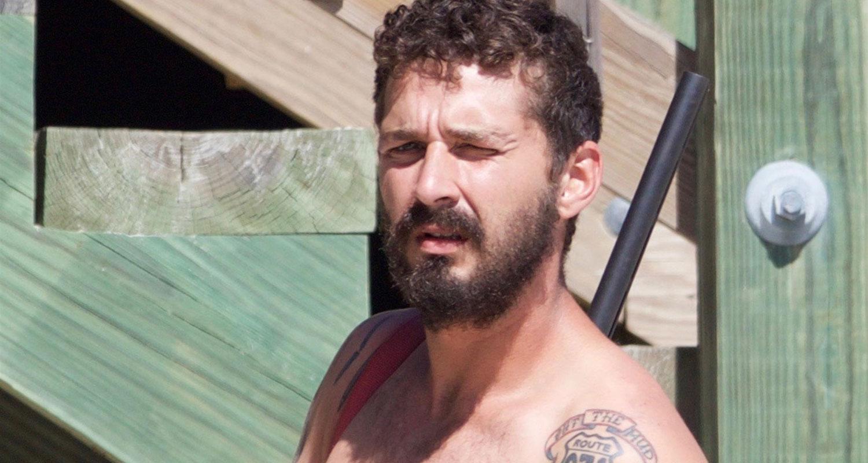 Shia LaBeouf Returns T... Shia Labeouf Arrested In Georgia