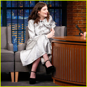 Lorde Got Stuck on the NYC Subway For Four Hours (Video)