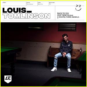 Louis Tomlinson: 'Back to You' Stream, Lyrics, & Download!