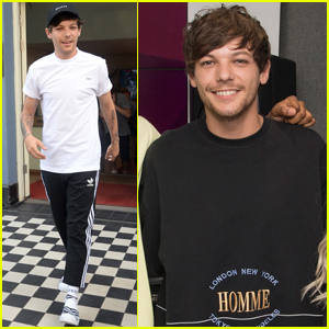 Louis Tomlinson Is Still 'Best Mates' With One Direction!