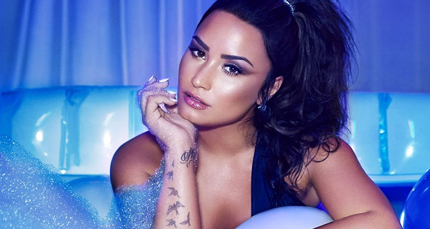 Resultado de imagen para demi lovato at fallon sorry not sorry