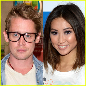 Macaulay Culkin & Brenda Song Grab Dinner with Their Director