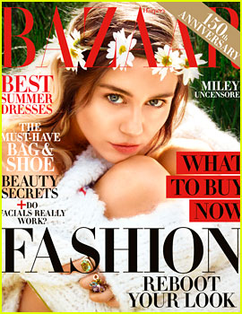 Miley Cyrus Opens Up About Her 'Shocking' Behavior, Quitting Pot 'Just For Now,' & More