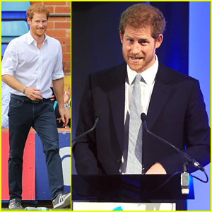 Prince Harry Encourages Youth To Check Their Phones Less During Leeds Visit: 'Process Our Thoughts'