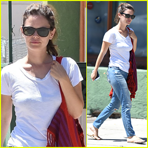 Rachel Bilson Says 2-Year-Old Daughter Briar Rose Already Loves Makeup!