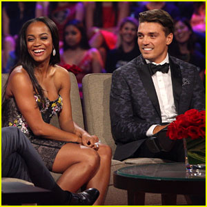 Bachelorettes Dean Unglert Confronts Rachel Lindsay About Claiming She Was Falling In Love With Him