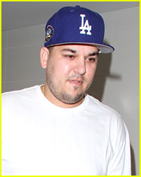 Find Out Why Rob Kardashian Is Apologizing to His Family
