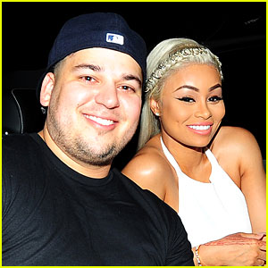 Did Blac Chyna Try & Steal Rob Kardashian's Car?!