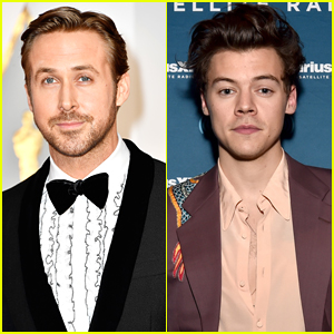 Ryan Gosling Reacts to Making Harry Styles' Heart Rate Jump
