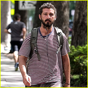 Shia LaBeouf Steps Out for First Time After Arrest in Georgia