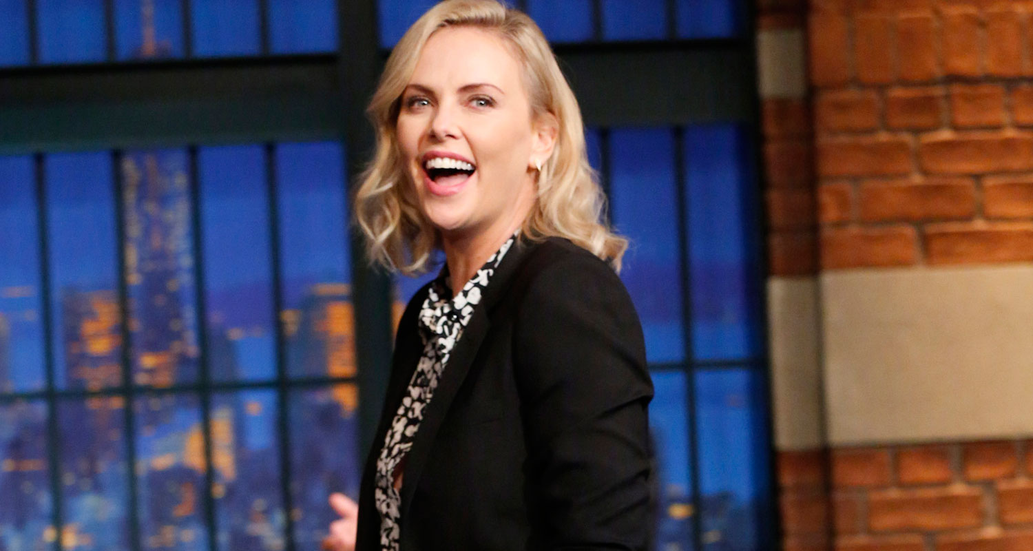 Charlize Theron Sorta Trained with Keanu Reeves for ...