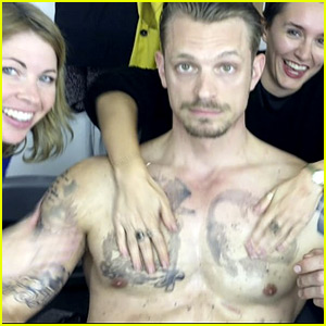 These Women Have Every Joel Kinnaman Fan's Dream Job!