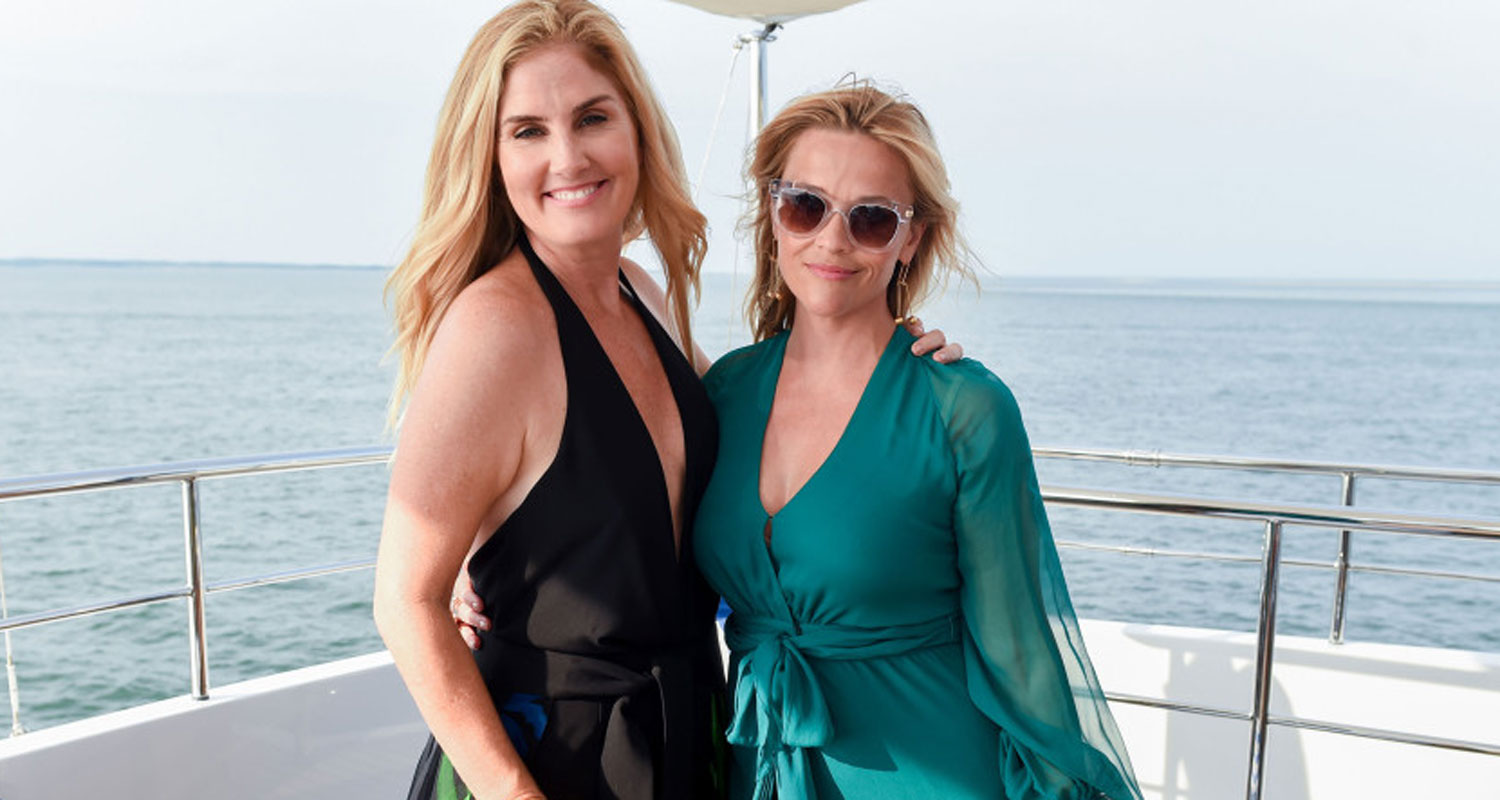 Molly sims archives page 2 of 7 hawtcelebs hawtcelebs - Reese Witherspoon Hops On Yacht To Celebrate Launch Of Fwrd X Haney Jasmine Sanders Molly Sims Olivia Culpo Reese Witherspoon Just Jared