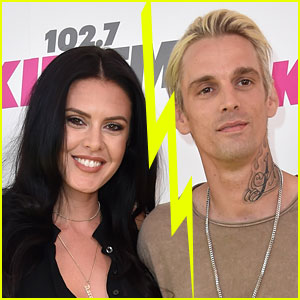 Aaron Carter & Girlfriend Madison Parker Split