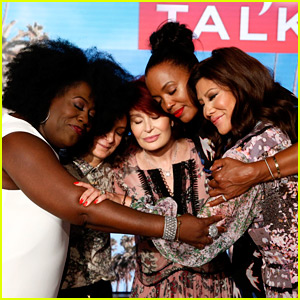 Aisha Tyler Says Goodbye to 'The Talk' with Emotional Send-Off