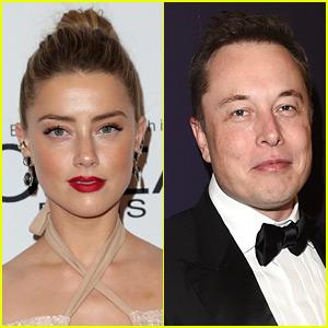 Elon Musk Amber Heard