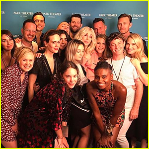 'American Horror Story: Cult' Cast Attends Cher's Vegas Show!