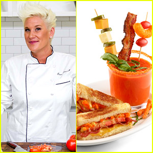 Celeb Chef Anne Burrell to Open Cheetos Restaurant in NYC
