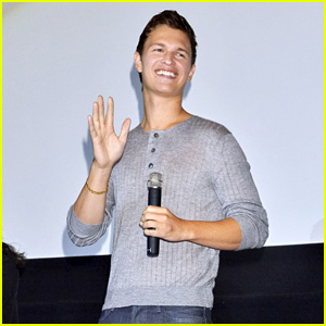 Ansel Elgort Says 'Tokyo Is My Heaven' During Trip to Japan!