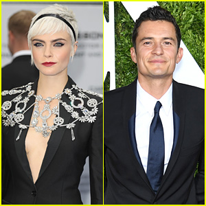 Cara Delevingne Joins Orlando Bloom in Amazon Series 'Carnival Row'