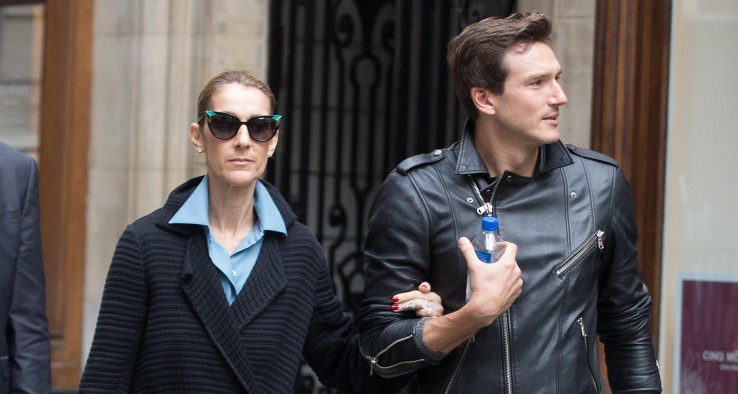 c083f323a7 Celine Dion Steps Out in Paris with Backup Dancer Pepe Munoz ...