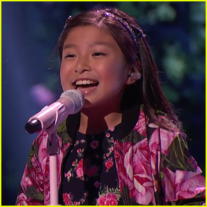 9-Year-Old Celine Tam Belts Out 'When You Believe' for 'America's Got Talent' (Video)