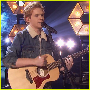 Chase Goehring Debuts Original Song 'Illusion' During 'AGT' Quarterfinals! (Video)