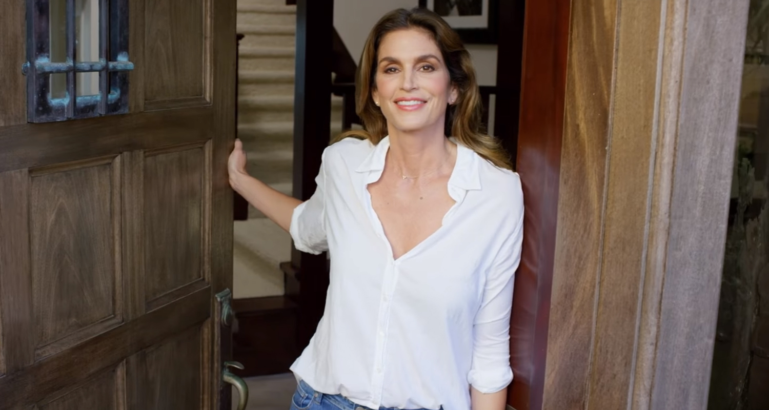 Cindy Crawford Home Cindy Crawford Opens Her Familys Malibu Home For Vogue 73