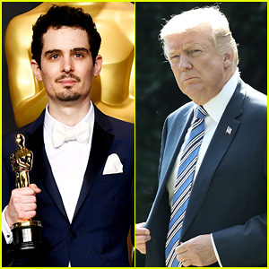Damien Chazelle Joins Twitter to Slam Trump: 'Impeach This Loathsome Misogynist Racist'
