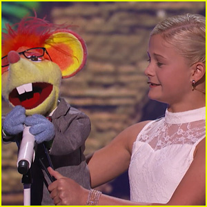 12-Year-Old Ventriloquist Darci Lynne Returns to 'AGT' - Watch Now!