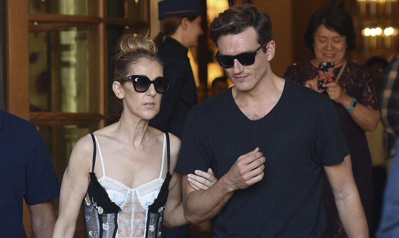 Celine Dion's Dancer Pepe Munoz Escorts Her Around Paris | Celine Dion,  Pepe Munoz : Just Jared