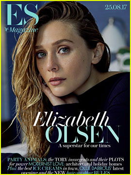 Elizabeth Olsen Sometimes Cries Before Premieres & Explains Why