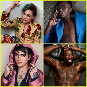 Evan Rachel Wood, Ashton Sanders & More Make Esquire's Mavericks of Style List!