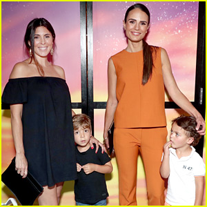 Hollywood Moms Bring Their Kids to 'Lost in Oz' Premiere!